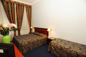 Le stanze Hotel Silva