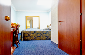 Le stanze Hotel Silva  doppia