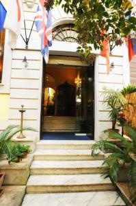 Ingresso Hotel Silva