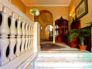 Interno Hotel Silva